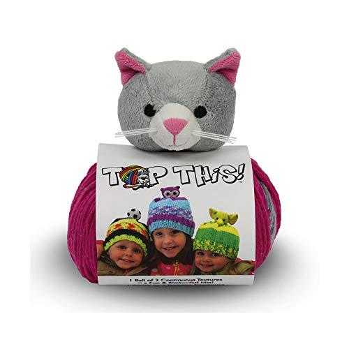 DMC Top This! Kitten Yarn Kit