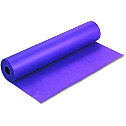 Pacon Rainbow Lightweight Duo-Finish Kraft Paper Roll, 3-Feet by 1000-Feet, Purple (63330)