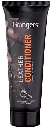 Grangers Leather Waterproofer + Conditioner/Meets Gore-Tex Standard for Breathability
