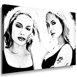 Art On Canvas - Frame 100x70x2cm Movie 7019