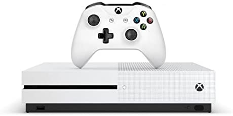 Xbox One S 1TB - Branco [video game]