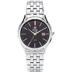 ROYAL LONDON watch 3 hands Date 41187-02 Men's [regular imported goods]