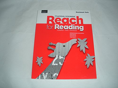 Reach for Reading Common Core Program, Grade 1 Benchmark Tests