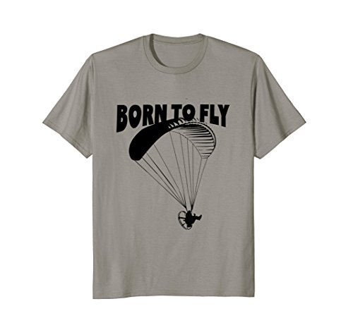 170b29fd Funny Paramotor Shirt Powered Paraglider MEN T-Shirt Gift