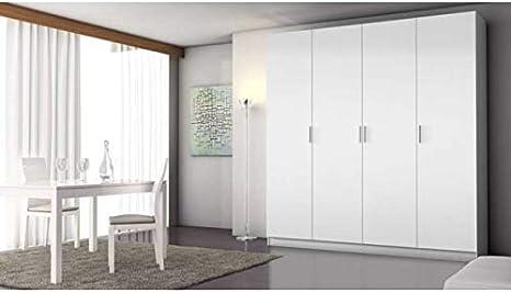 Armario de Matrimonio Moderno, Muebles para Dormitorio, con Subida A Domicilio, Armarios ref-11: Amazon.es: Hogar