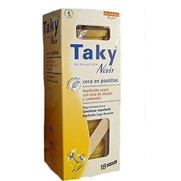 Taky Cera depilatoria - 300 gr: Amazon.es: Salud y cuidado personal