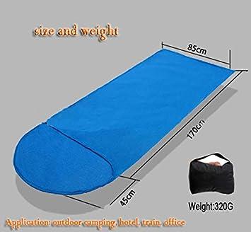 Amazon.com: E-Onfoot - Saco de dormir ultraligero para viaje ...