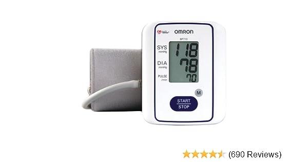 Amazon Omron 3 Series Automatic Blood Pressure Monitor Health