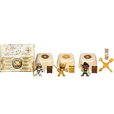 Treasure X Legends of Treasure Set: Toys & Games