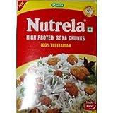 Nutrela High Protein Soya Chunks 200g