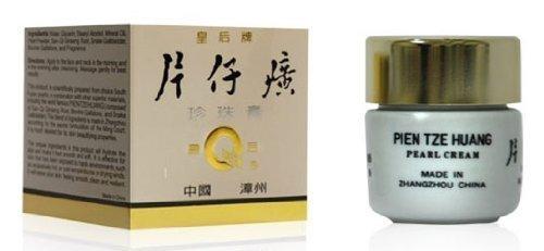 Queen Pientzehuang Pearl Facial Skin Cream from Solstice Medicine Company - 20 Gm Jar by Jubujub
