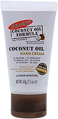 Coconut Oil Formula Hand Cream 60 g