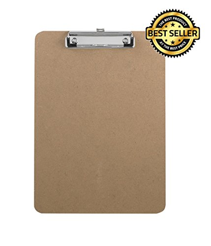 Writing Pad Wood Clipboard Construction