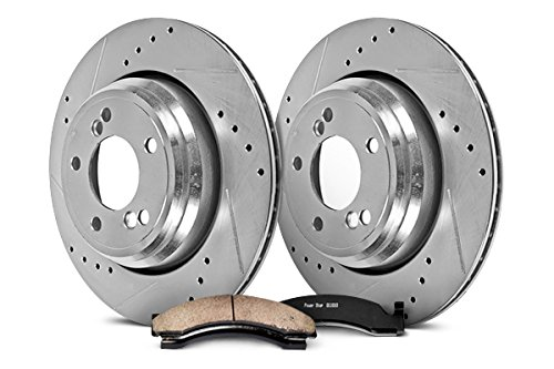 Rear Truck and Tow Brake Kit - Dodge Ram 2003-2008 by Meyer (Image #1)