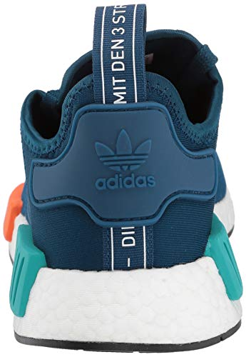 finest selection 08286 ac9eb adidas Originals Men's NMD R1 Running Shoe Blue Night/Energy ...