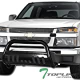 2002 chevy suburban grill guard - Topline Autopart Black Bull Bar Brush Push Front Bumper Grill Grille Guard With Skid Plate For 99-07 Chevy Silverado / 00-06 Suburban ; 99-07 GMC Sierra / 00-06 Yukon 2500 HD / 3500