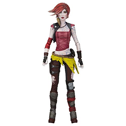 McFarlane Toys Borderlands - Lilith Action Figure, Multicolor
