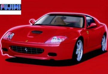 Fujimi 1/24 Scale Ferrari 575M Maranello Super America