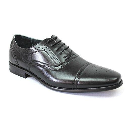 delli-aldo-cap-toe-mens-dress-shoes-oxfords-lace-up-19006-10-us-d-m-black