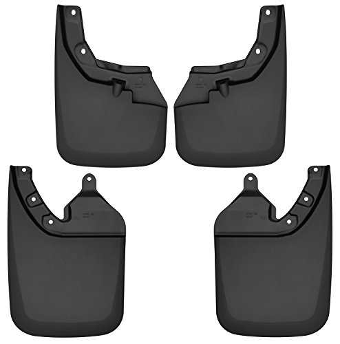 Husky Liners 56946 Mud Guard Set (Tacoma Mud Flaps compare prices)