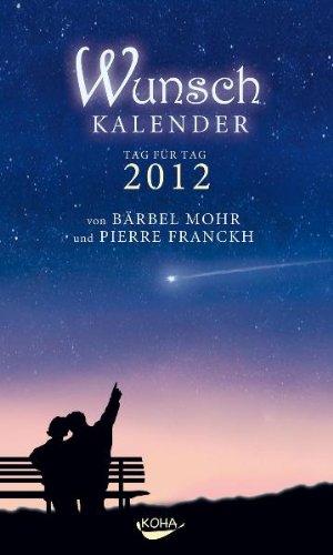 Wunschkalender 2012
