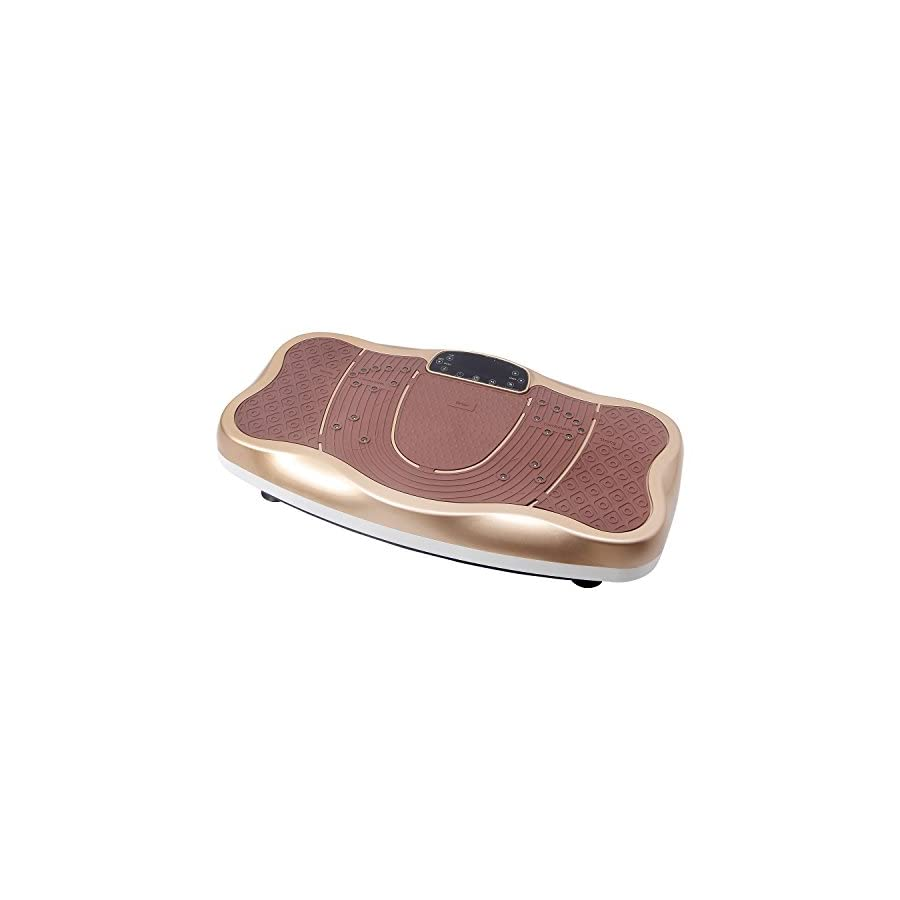 TODO Vibration Platform Wholebody Massager Remote Control/Bluetooth Music/USB Connection/Adjustable Speed