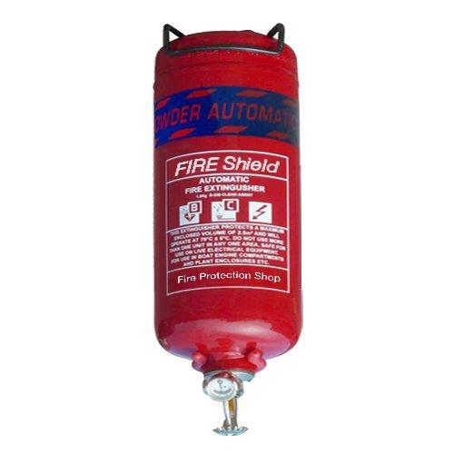 FireShield PRO AU001/003 2Kg Automatic Dry Powder Fire Extinguisher FireProtectionShop