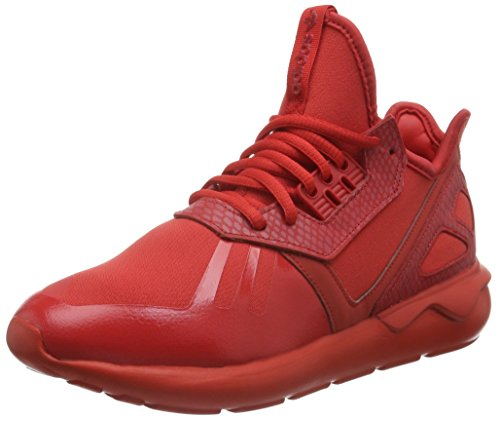 Hautes lush Sneakers White Red Red Femme ftwr Adidas Red Tubular lush TZqUEwxX