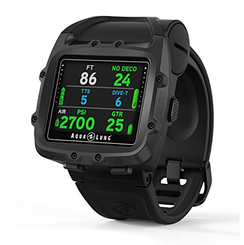 Aqua Lung i750T OLED Air Nitrox Hoseless Dive Computer Without Transmitter (Discontinued)
