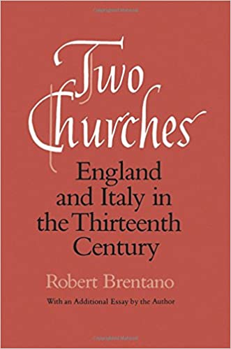 Book Two Churches: England and Italy in the Thirteenth Century