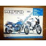 RRMT0125.1 REVUE TECHNIQUE MOTO - HONDA XL125V VARADERO 1F et 2F - SUZUKI GSX750 INAZUMA