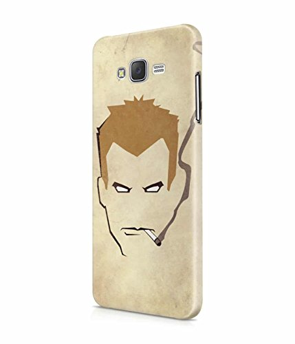Constantine-TV-Series-Hero-Plastic-Snap-On-Case-Cover-Shell-For-Samsung-Galaxy-J7