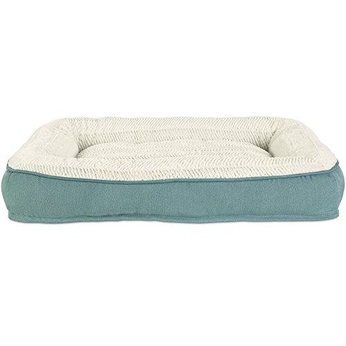 Harmony Aqua Lounger Memory Foam Dog Bed, 40