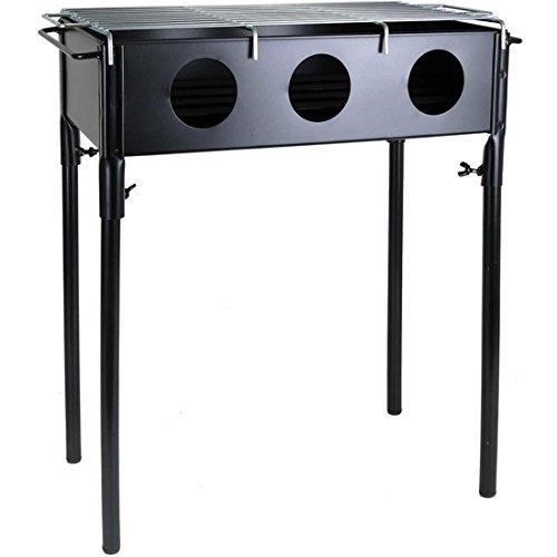 Barbecue in ferro N1da parati 25x 45cm INDE