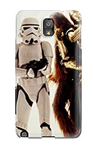 Brand New Note 3 Defender Case For Galaxy (the Empire Strikes Back George Lucas Force Jedi Yoda Darth Vader People Movie)