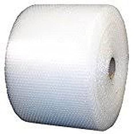 peng peng700316 175' Small Bubble Cushioning Wrap 3/16, Perforated Every 12 Perforated Every 12