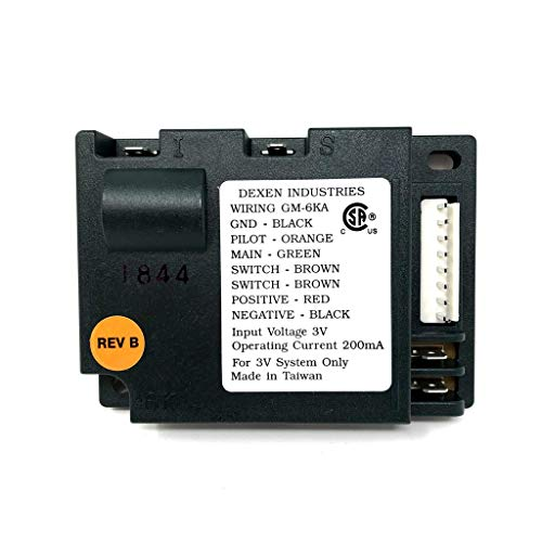 Dexen IPI electronic ignition control module.593-592 3 volt Input - Factory Replacement Ignition Control