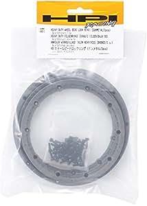 RC CARS ACCESSORIES HPI Heavy Duty Wheel Bead Lock Rings HPI3273
