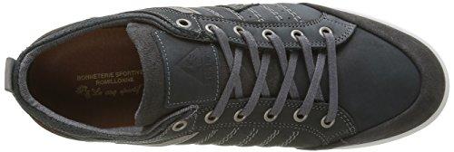 Le Coq Sportif Obaldia Low, Zapatillas para Hombre Gris (Dark Shadow)