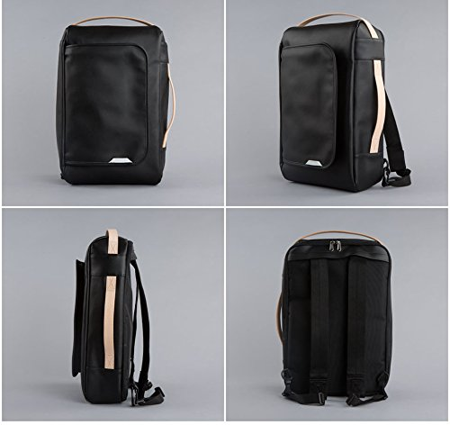 Rawrow Fashion School Backpack Bookbag R Bag 109 Microfiber leather (Black)  - Buy Online in UAE.   Sporting Goods Products in the UAE - See Prices, ... d09fe48df2