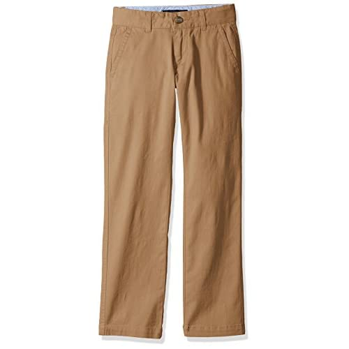 hot sell Tommy Hilfiger Boys' Academy Chino Pant for cheap