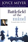 Joyce Meyer'sBattlefield of the Mind: Winning the Battle in Your Mind [Large Print] [Hardcover]2011