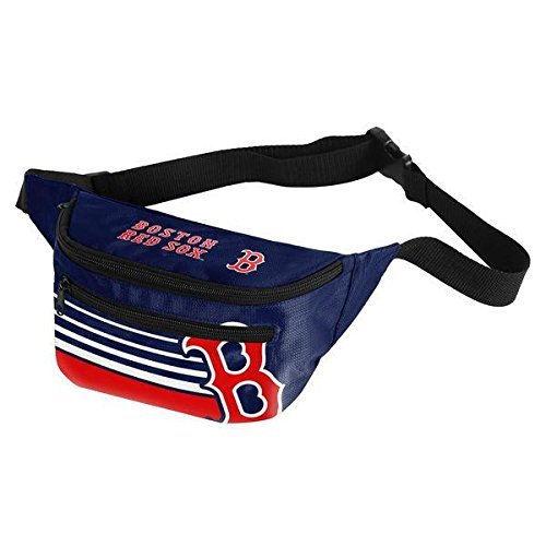 Boston Red Sox Striped Fanny Pack by FOCO