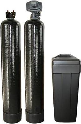 Premiersoft Fleck valve Softener 48K and Upflow carbon 1.5 cubic Ft Filtration system