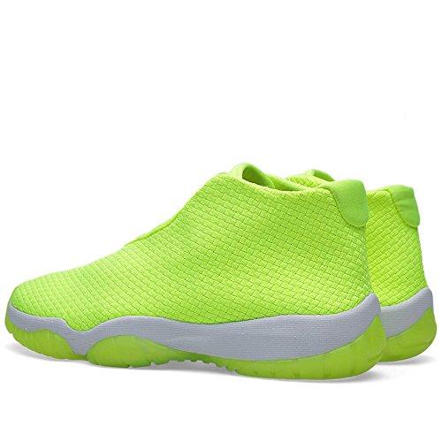 Nike Air Jordan Future-Volt/volt-white Trainer, Mehrfarbig - Volt - Größe: 40.5 EU