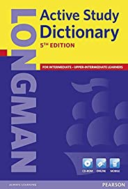 Longman Active Study Dictionary 5th Edition CD-ROM Pack: for Intermediate - Upper-intermediate Learners