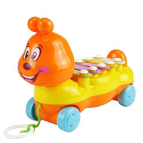 Price comparison product image Naladoo Puzzle Carpenterworm Organ Musical Instrument Birthday Present Kid Wisdom Deveop