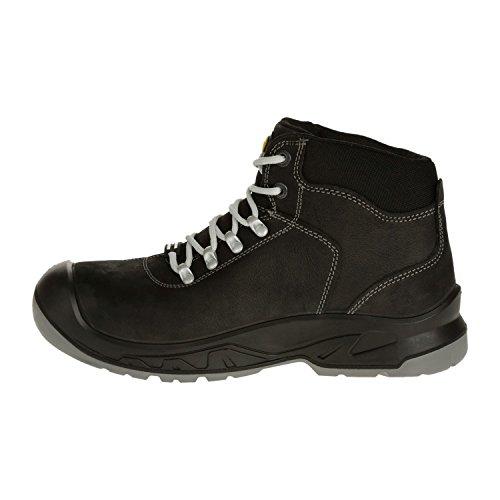 Diadora Diablo High S3 Ci, Zapatos de Trabajo Unisex Adulto negro