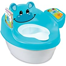 Summer Infant 3-in-1 Hippo Tales Interactive Potty with Storybook