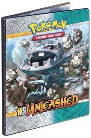 (Pokemon CCG: HeartGold SoulSilver Unleashed 9-Pocket Portfolio Combo Album (Pokemon Trading Card Album / Binder) 82525)